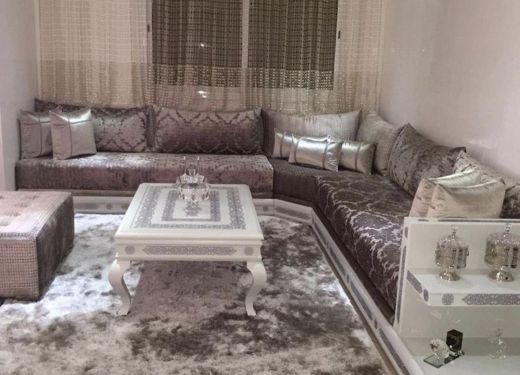 Salon marocain moderne | Home / Maison en 2019 | Salon ...