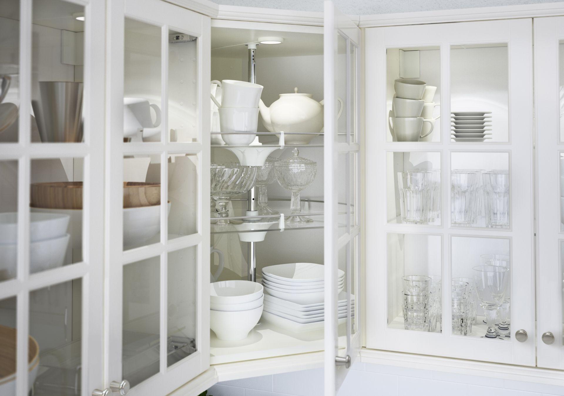 Bovenkast Keuken Ikea : Metod fÖrvara bovenkast met 2 vitrinedeuren #ikea #ikeanl