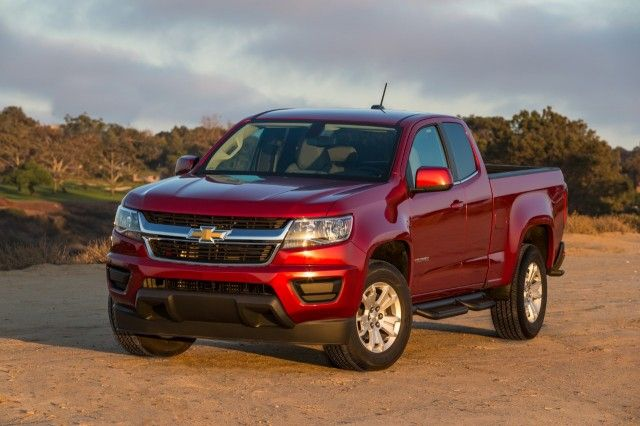 2017 Chevrolet Colorado Chevy Review Ratings Specs Prices And Photos The Car Connection
