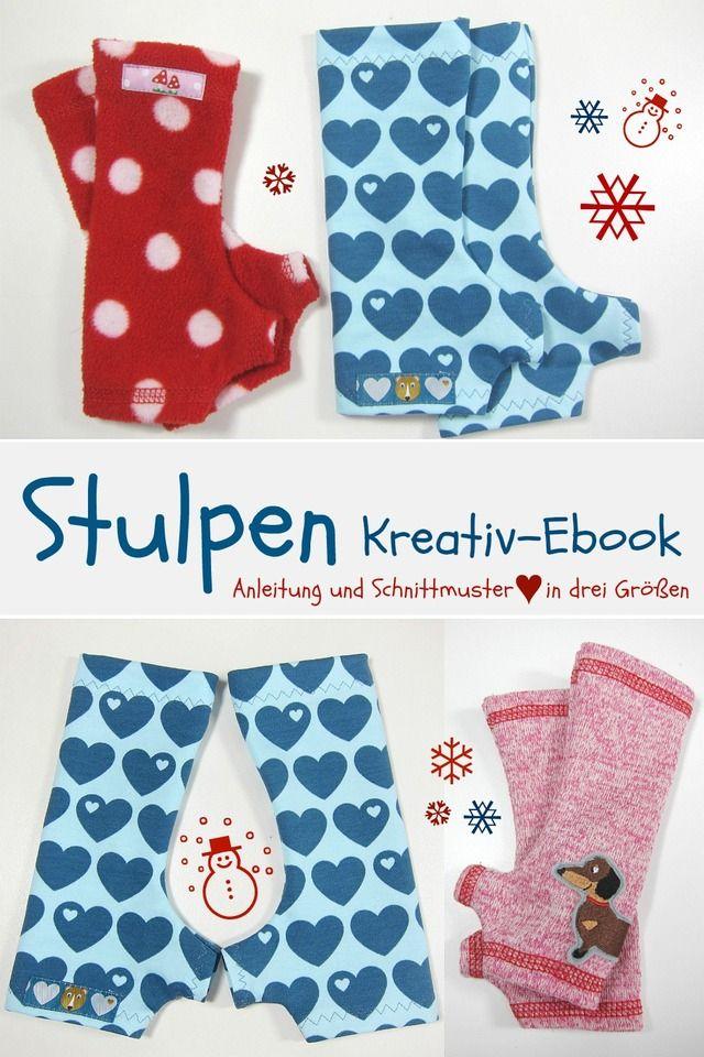 Stulpen, Kreativ-Ebook - farbenmix Online-Shop - Schnittmuster ...