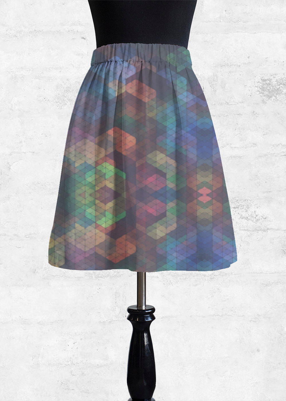 For Cheap Cheap Online Cheap Sale Manchester Great Sale Cupro Skirt - Flow - skirt by VIDA VIDA Le8nSsva