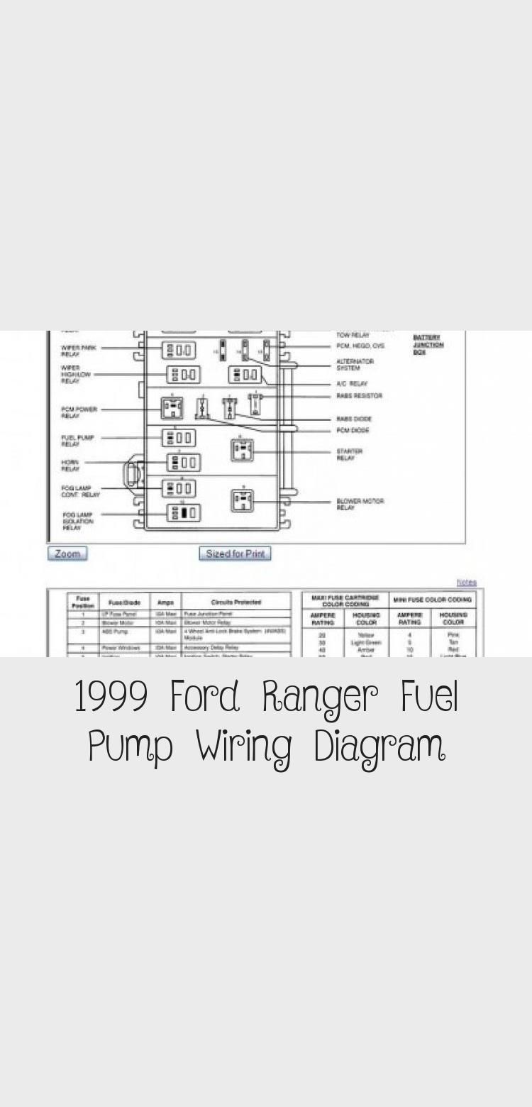 Wiring Diagram 1999 Ford Ranger Pictures - Wiring Diagram ...