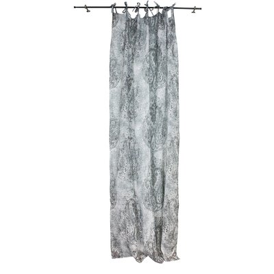 Bungalow Rose Labrecque Room Darkening Tab Top Single Curtain