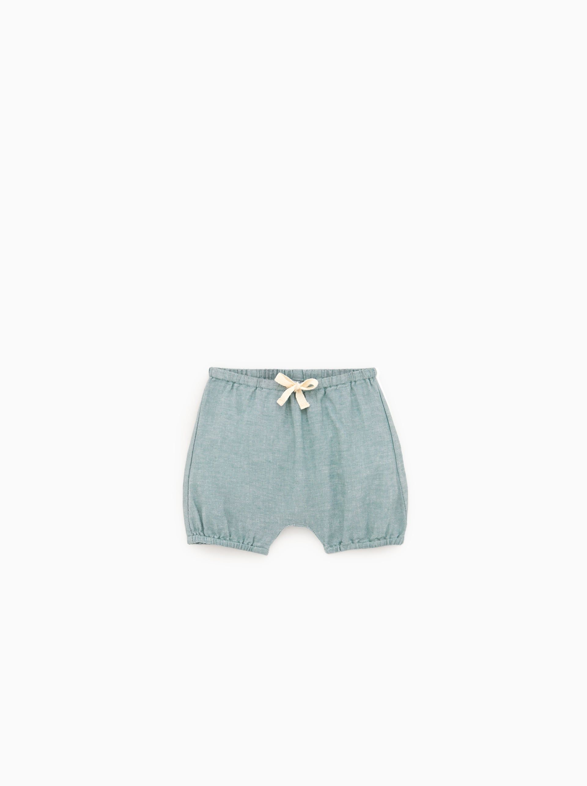 8f6697a44 TEXTURED WEAVE SHORTS - NEW IN-MINI | 0-12 mth-KIDS | ZARA United States