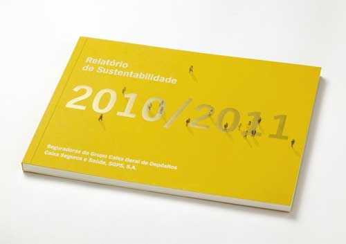 25 Best Annual Report Designs from 2011-2012 brochure Pinterest