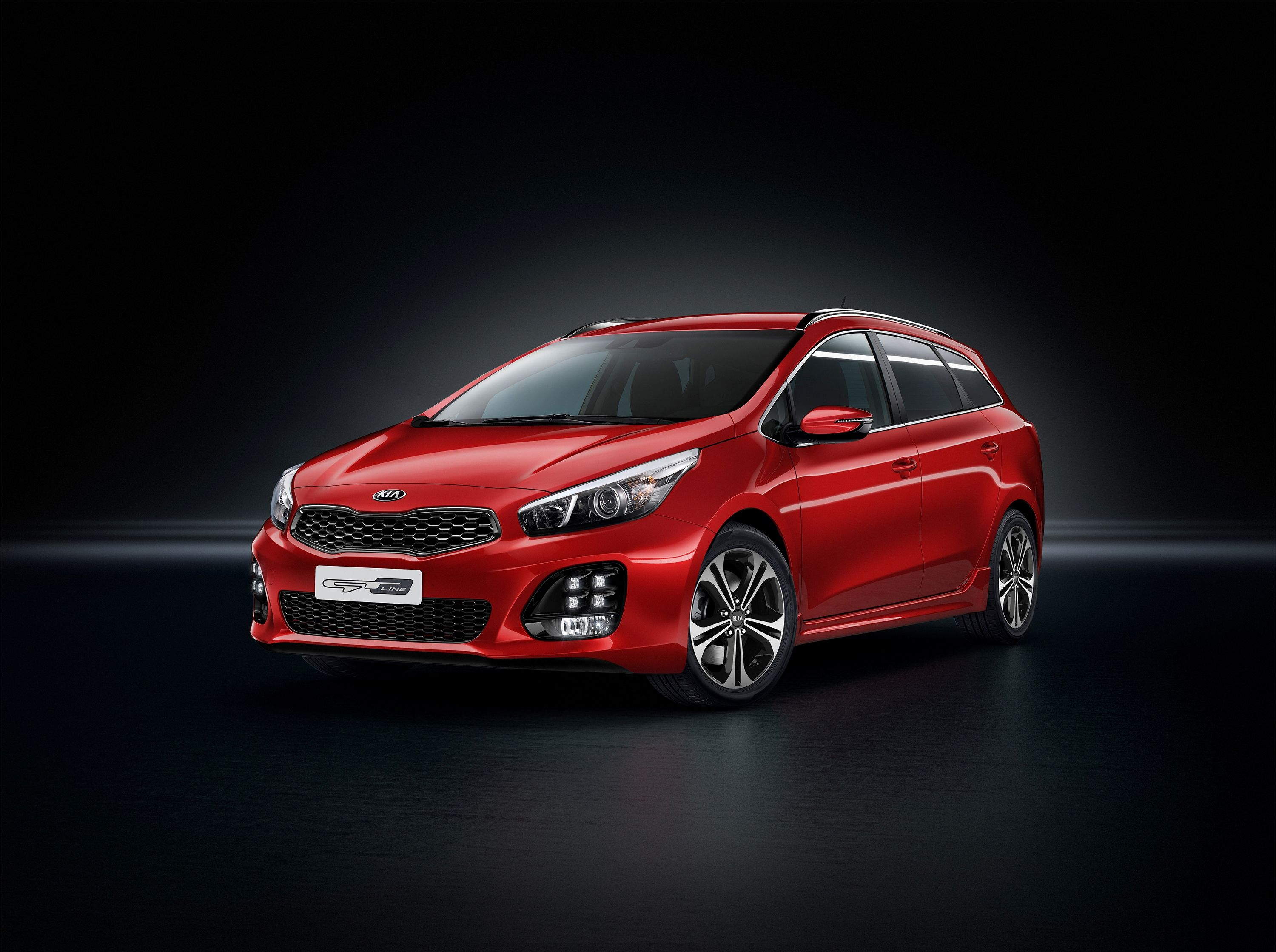 Kia Cee D Gt Line Unveiled With New 1 0 Turbo Engine Kia Ceed Gt
