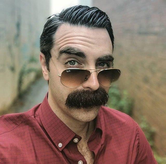 My big beautiful walrus mustache in 2020   Moustache