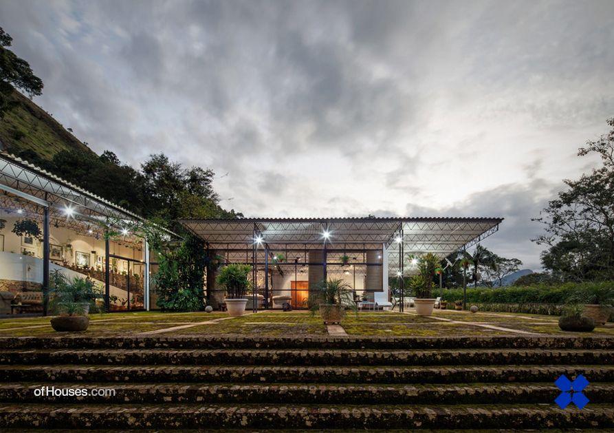 Sergio Vladimir Bernardes Lota Macedo Soares House