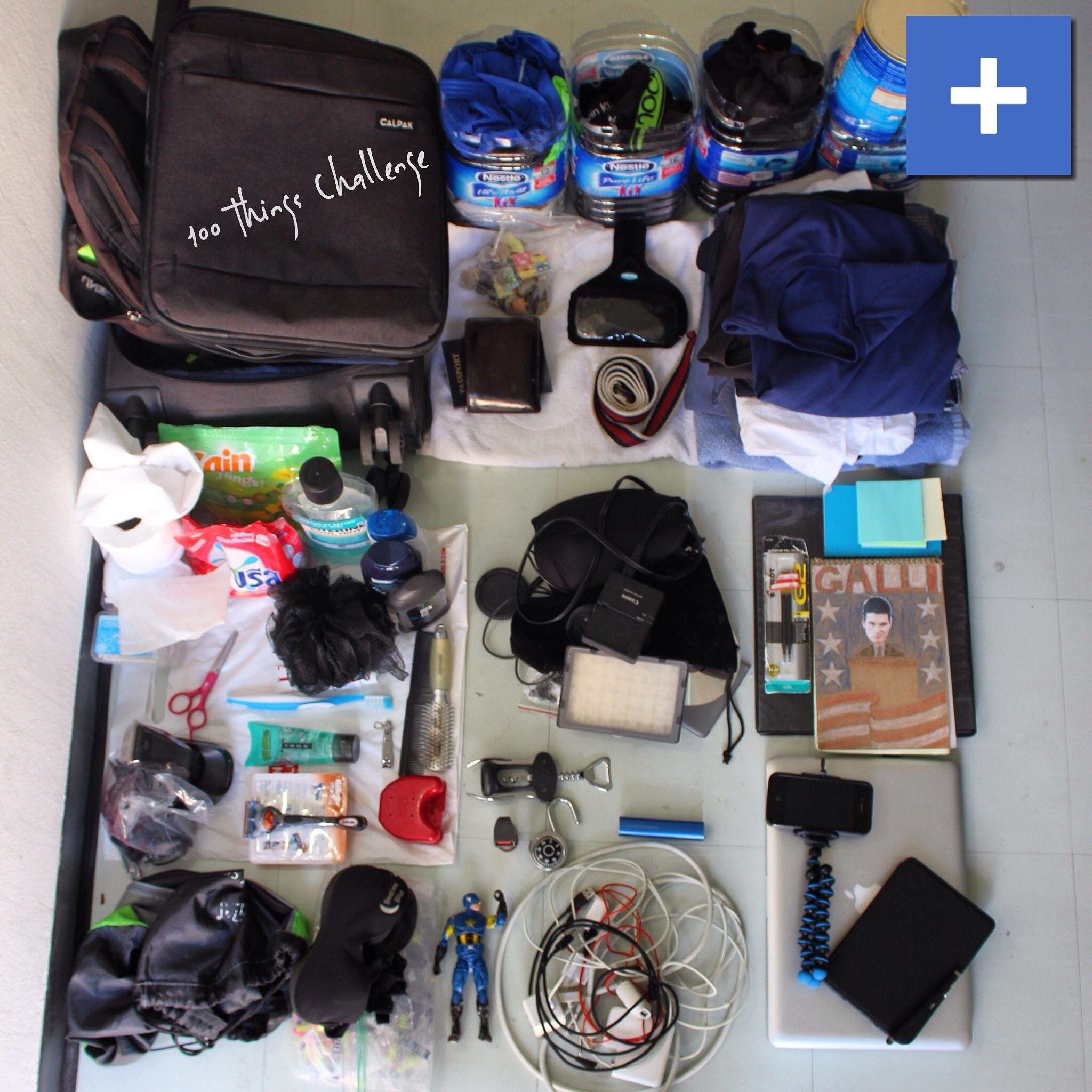 Start 100 Things Challenge