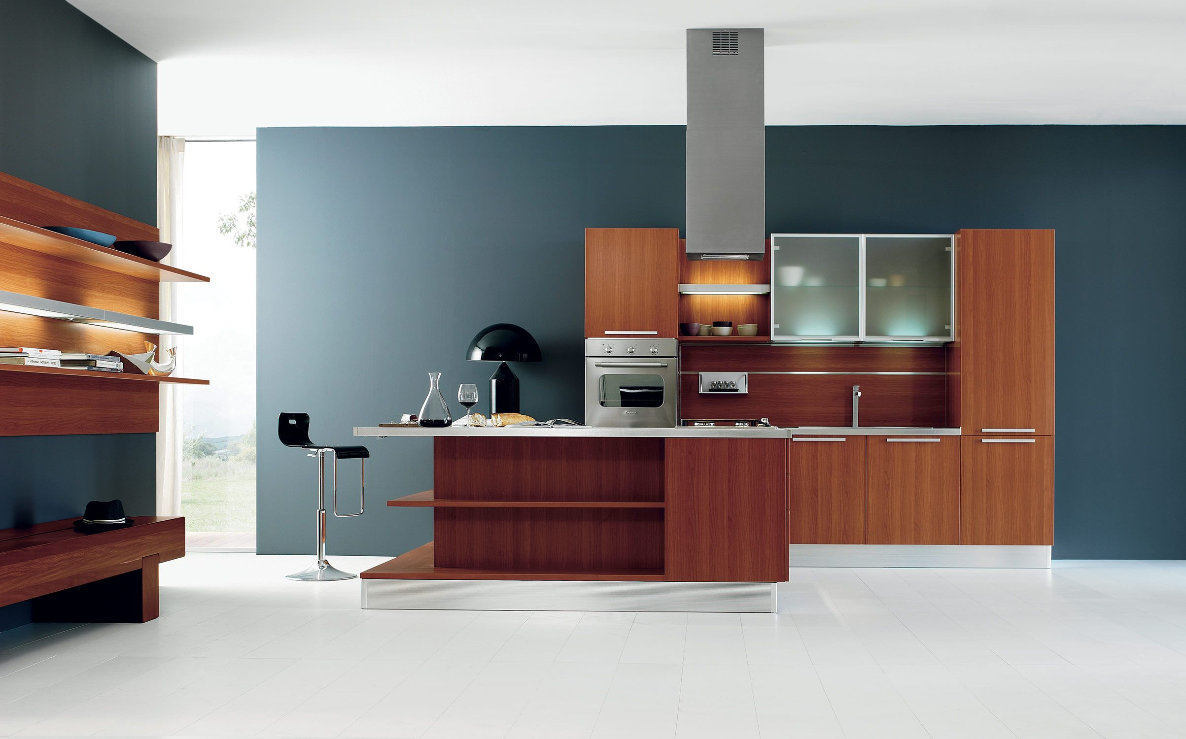 Marilyn Cerezo Ciaocucine Cocinas Italian Kitchen Cabinets Contemporary Kitchen Kitchen