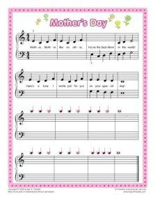 Mother S Day Song To Complete Mothers Day Songs Piano Teaching Mother Song