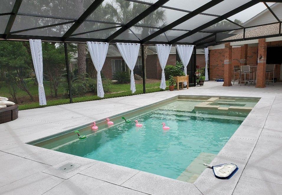 Leisure Pools Limitless 26 Swimming Pools Inground Leisure Pools Swimming Pools
