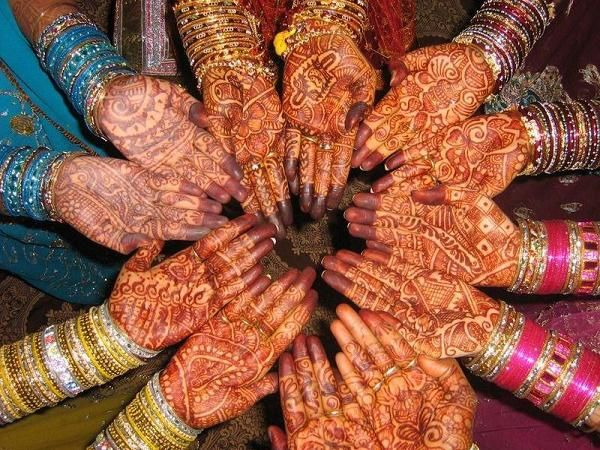 Mehndi Quotes For Wedding : Significance of mehndi in indian marriages wedding quotes