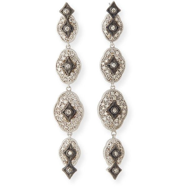 Armenta New World Crivelli Drop Earrings with Diamonds S8bz3YD48