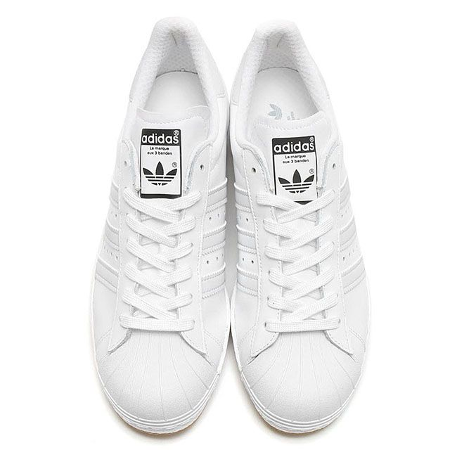 adidas Superstar 80s Reflective Nite Jogger Sneaker B35386