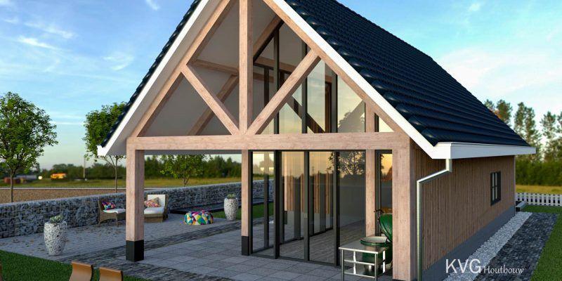 prijzen houten schuurwoning bouwen | hoogstraat | pinterest
