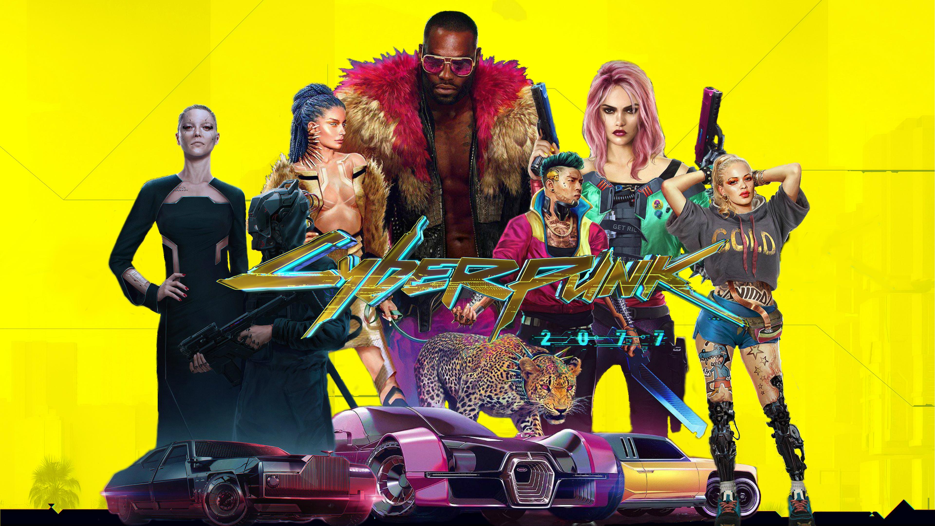 Cyberpunk 2077 Wallpaper Cyberpunk 2077, Cyberpunk