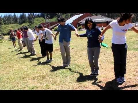 Dinamicas Juegos Para Jovenes El Balde Regadera Youtube
