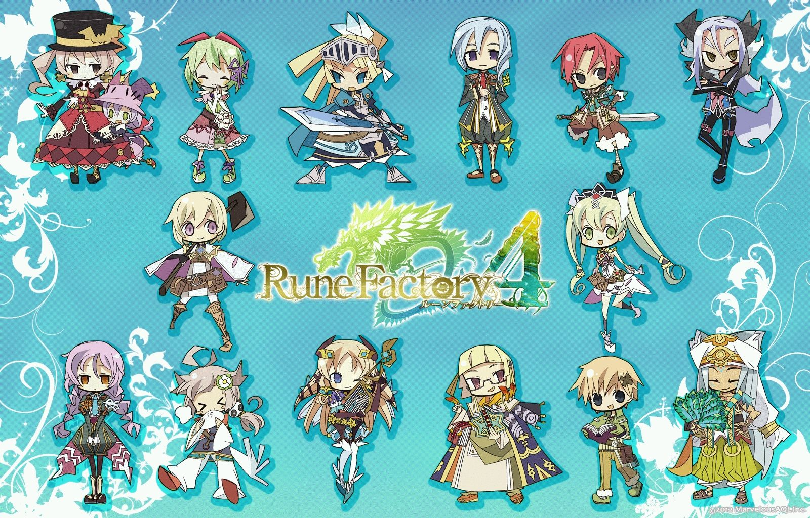Dating requirements rune factory 4