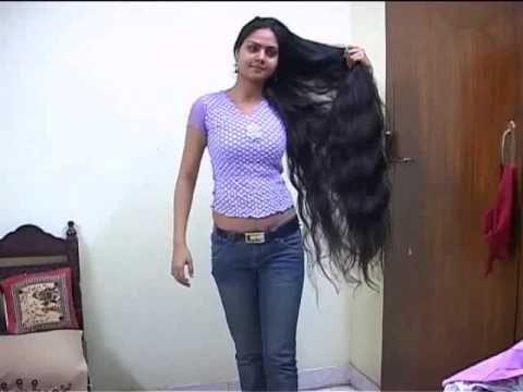 long hair kerala naket