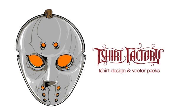 Hockey Mask Illustration Ad Aff Spon Illustration Mask Hockey In 2020 Hockey Mask Illustration Mask Design