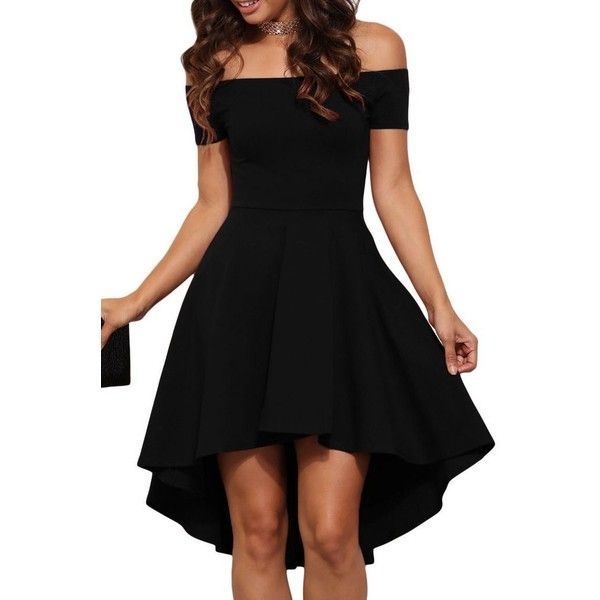 Dress for Women, Evening Cocktail Party On Sale, Black, polyester, 2017, 10 12 14 Twin-Set