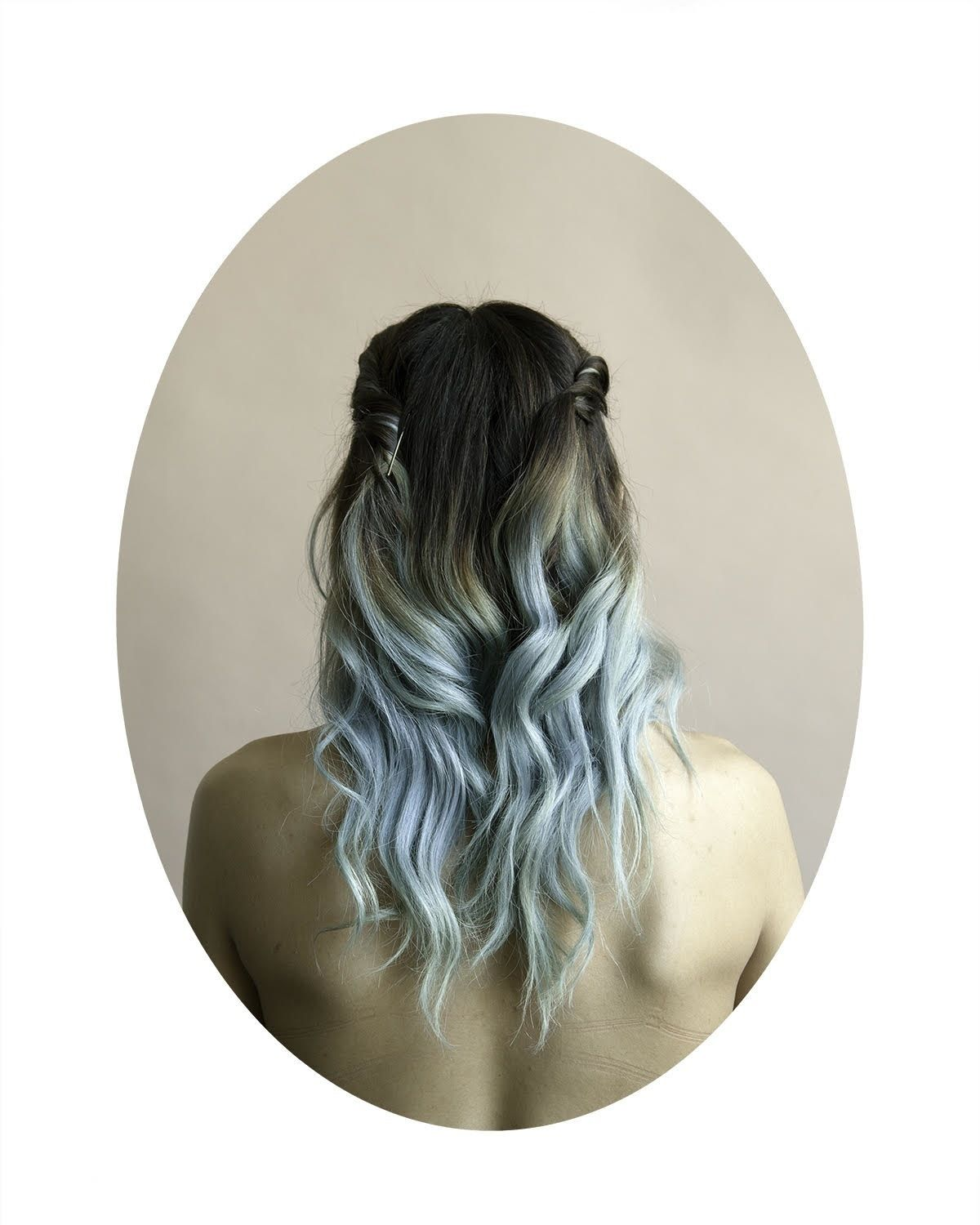 Cataloging millennial hairstyles one dip dye at a time dip dyed