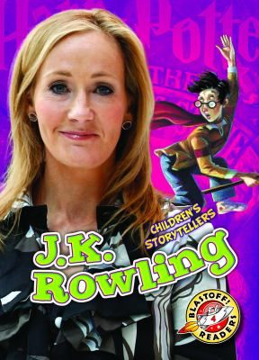 jk rowling biography for children