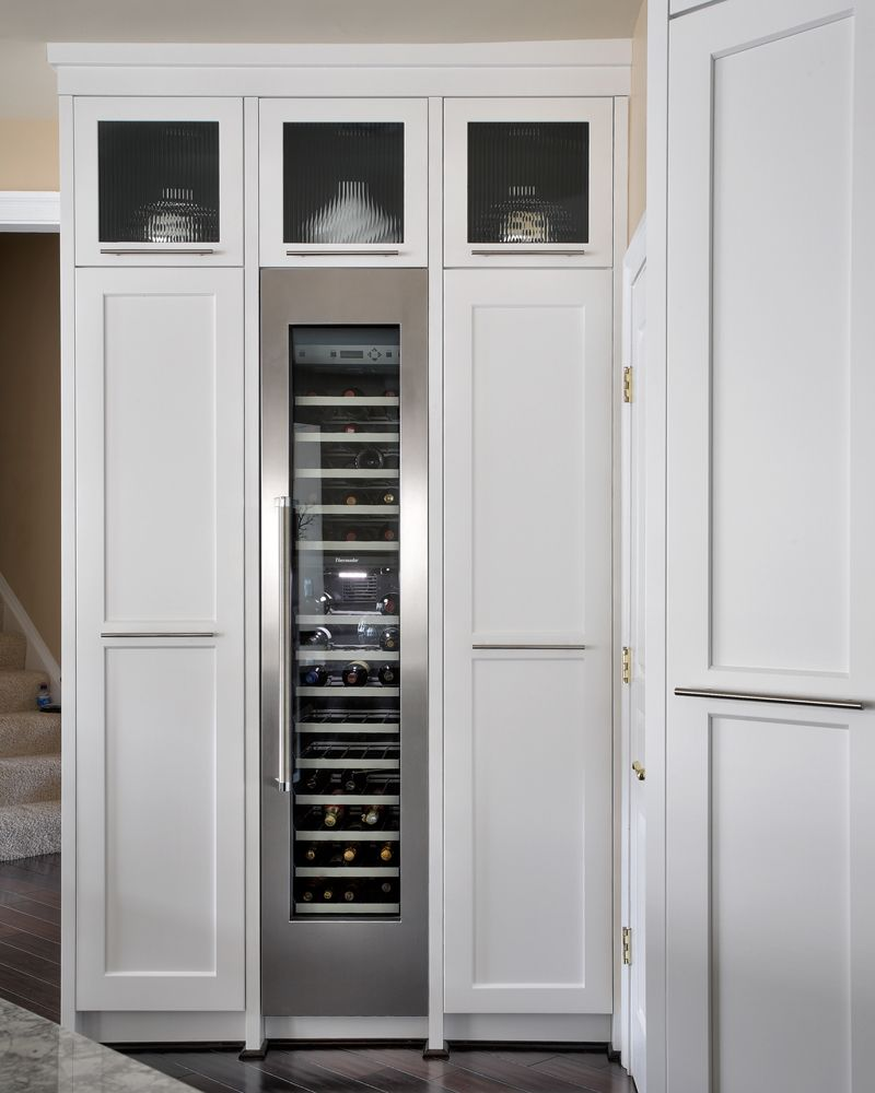 Sub zero counter depth refrigerator - Sub Zero Wine Cooler Joe Currie Designer