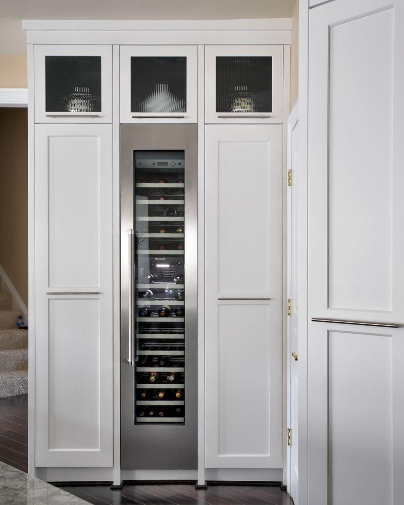 Sub Zero wine cooler Joe Currie, Designer   dream kitchens ...