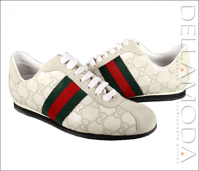 gucci sneakers gucci womens shoes designer cream leather sneakers ggw1526 bout dat gucci. Black Bedroom Furniture Sets. Home Design Ideas