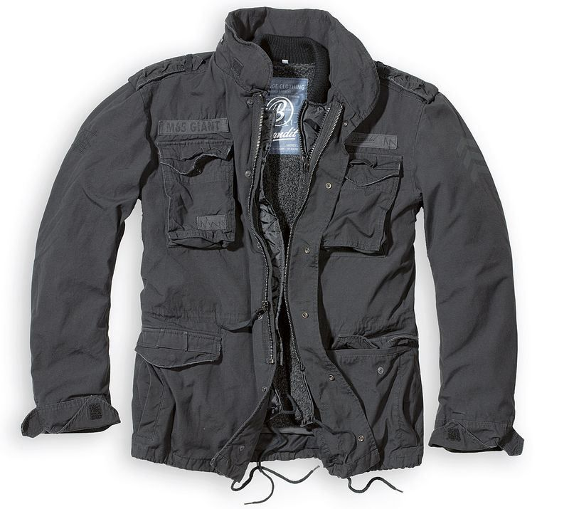 Details about BRANDIT M65 GIANT MENS MILITARY PARKA US ARMY