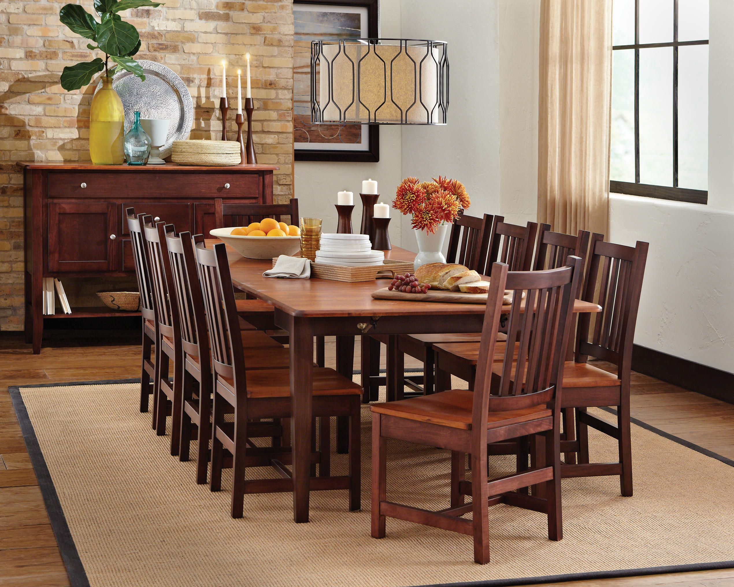 Our saber dining collection from gascho is an excellent