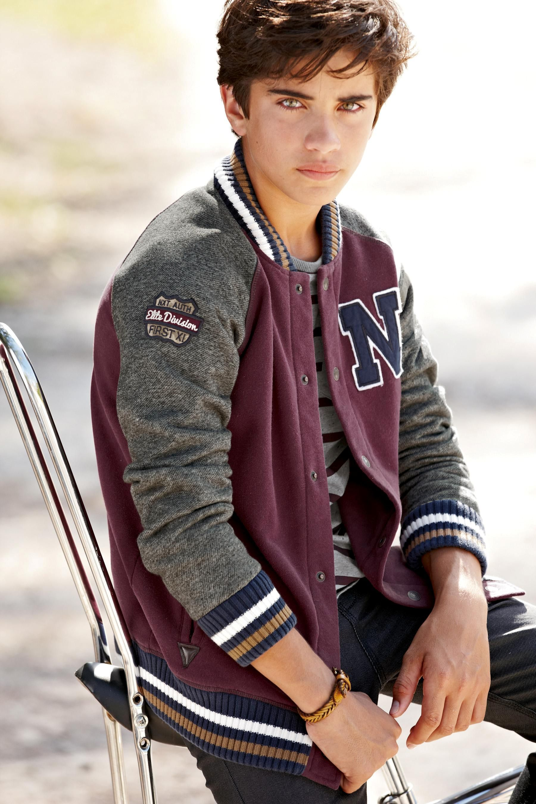 Buy Plum Baseball Jacket (3-16yrs) from the Next UK online shop ...