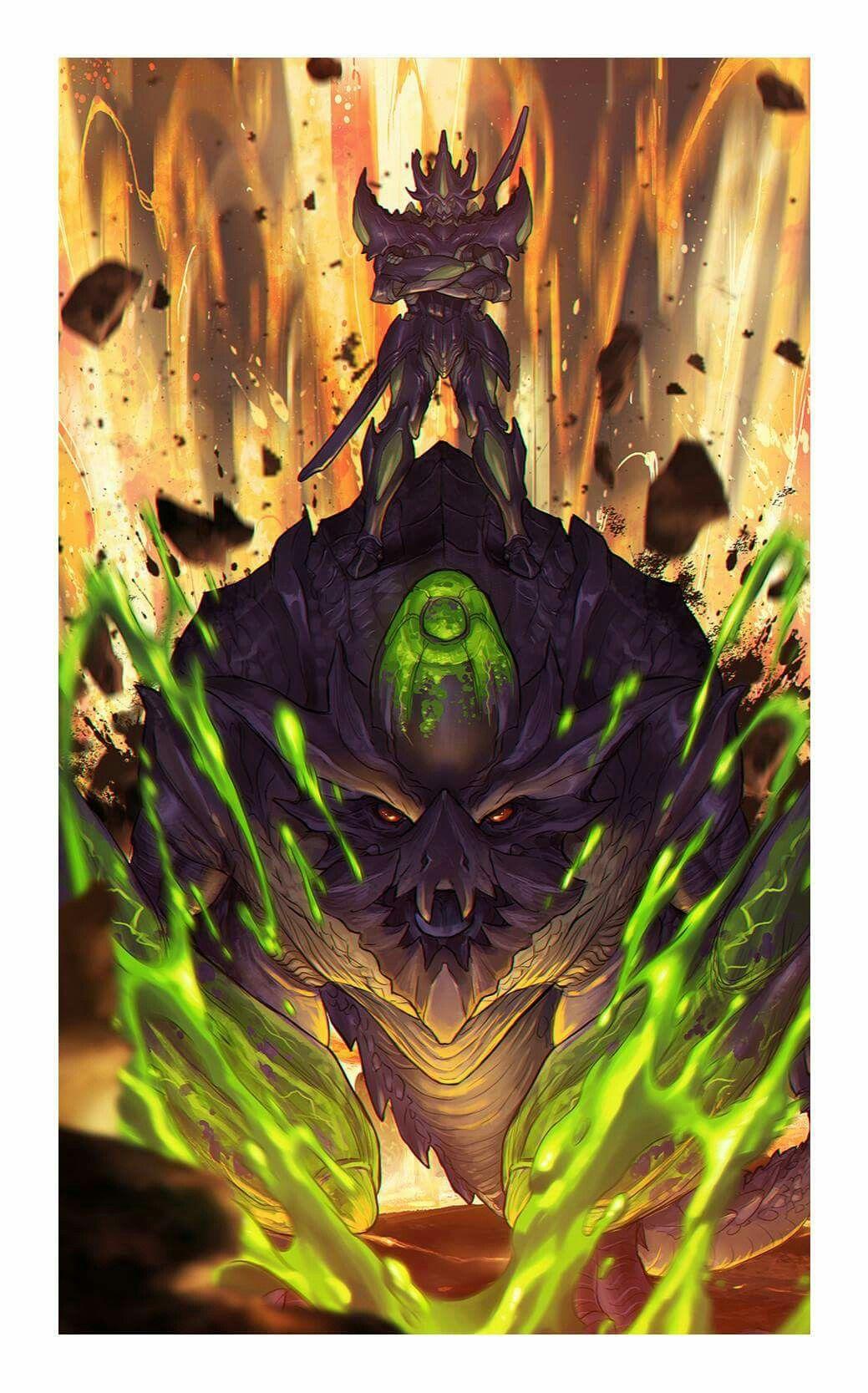 Badass Brachydios Art With Images Monster Hunter Art
