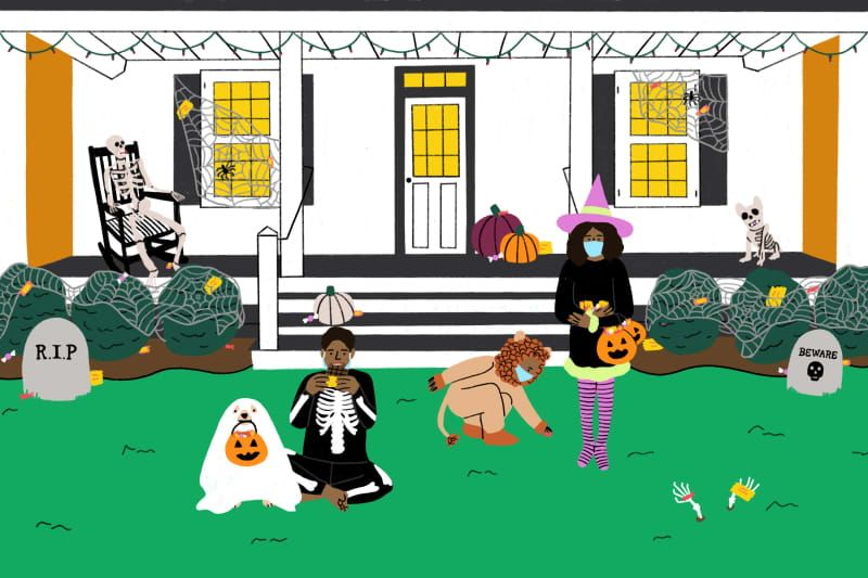 Is Halloween Canceled Expert Advice For A Safe Fun And Creative Holiday In 2020 Halloween Halloween Scavenger Hunt Fun