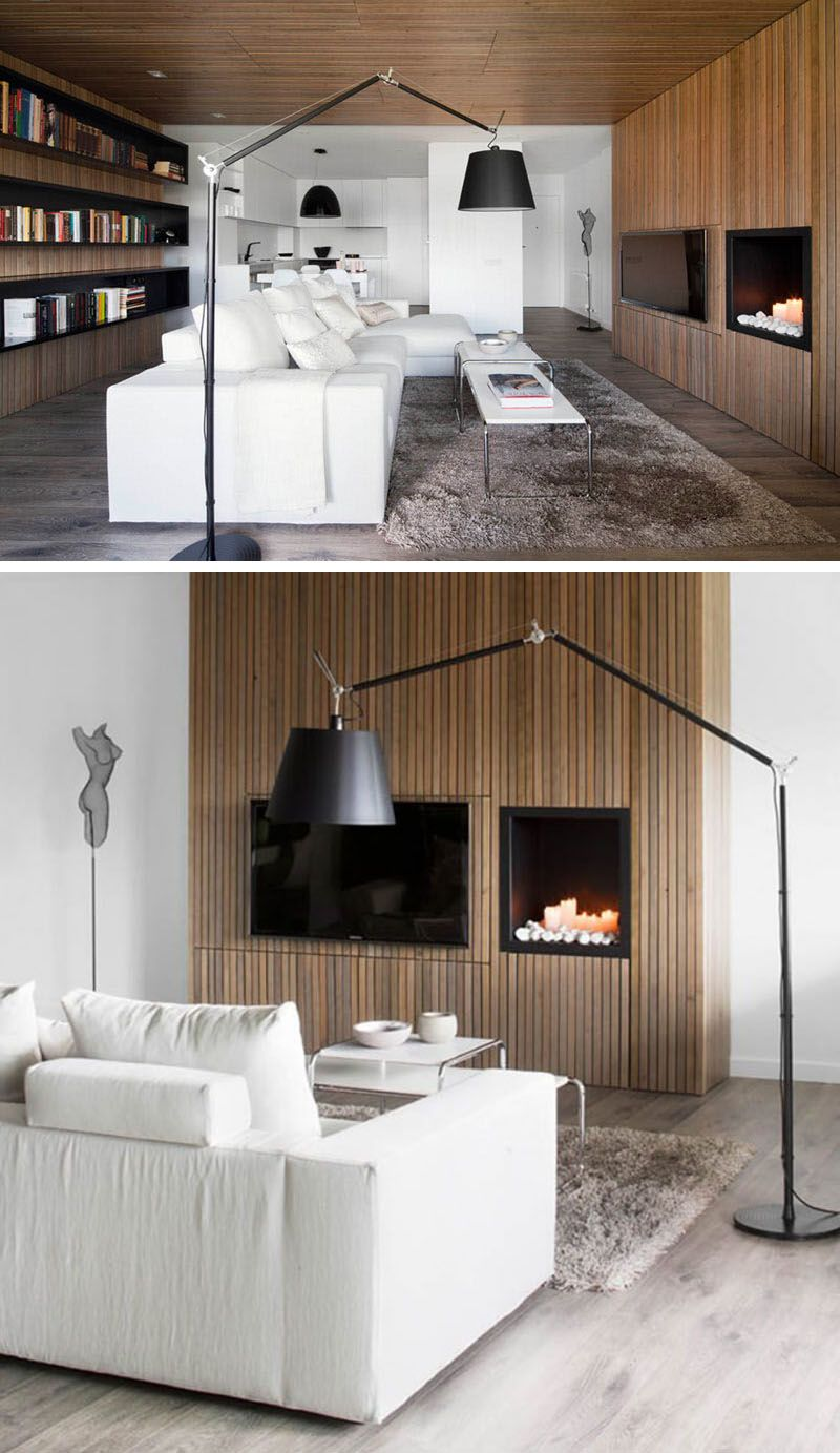 8 TV Wall Design Ideas For Your Living Room | Pinterest | Wohnen