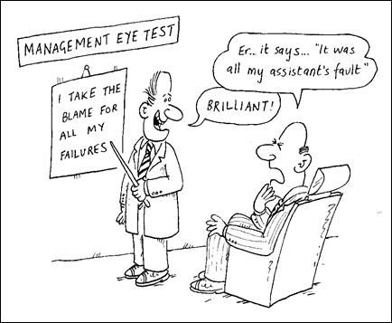 Manager Eyes test.