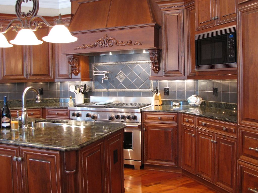 Old World Kitchen Cabinets  Design Concepts And The Cabinets Were Best Kitchen Cabnet Design Design Inspiration