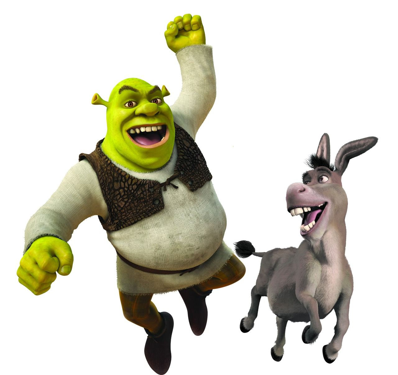 Shrek 2 Cartoon Characters : Shrek character promo animation pinterest