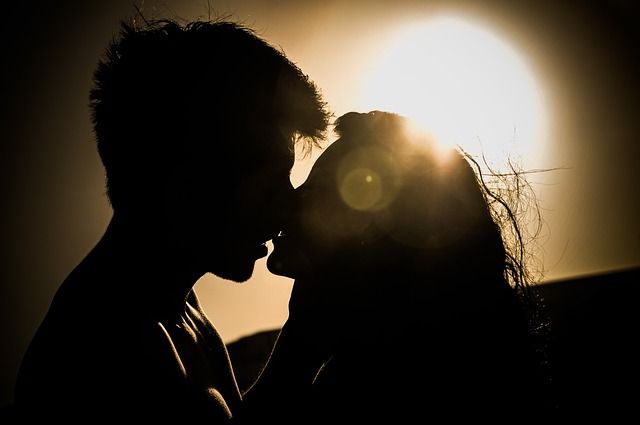 Free Image On Pixabay Sunset Kiss Couple Love Romance Romantic Song Lyrics Cute Couple Nicknames Soulmate