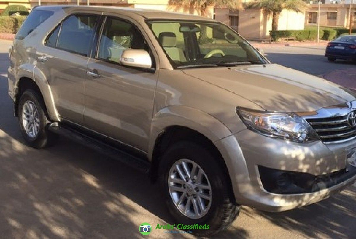 Toyota Fortuner 2015 Toyota, Used cars near me, Cars for