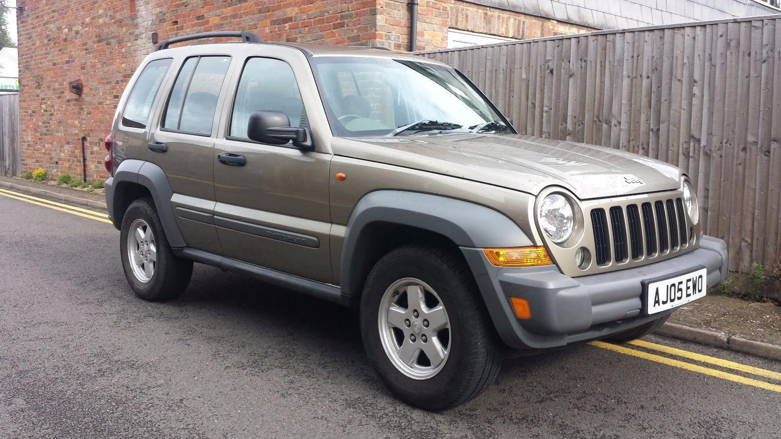 Ebay 2005 Jeep Cherokee 25 Sport 32000 Miles Manual 4x4 Liberty Jeeplife