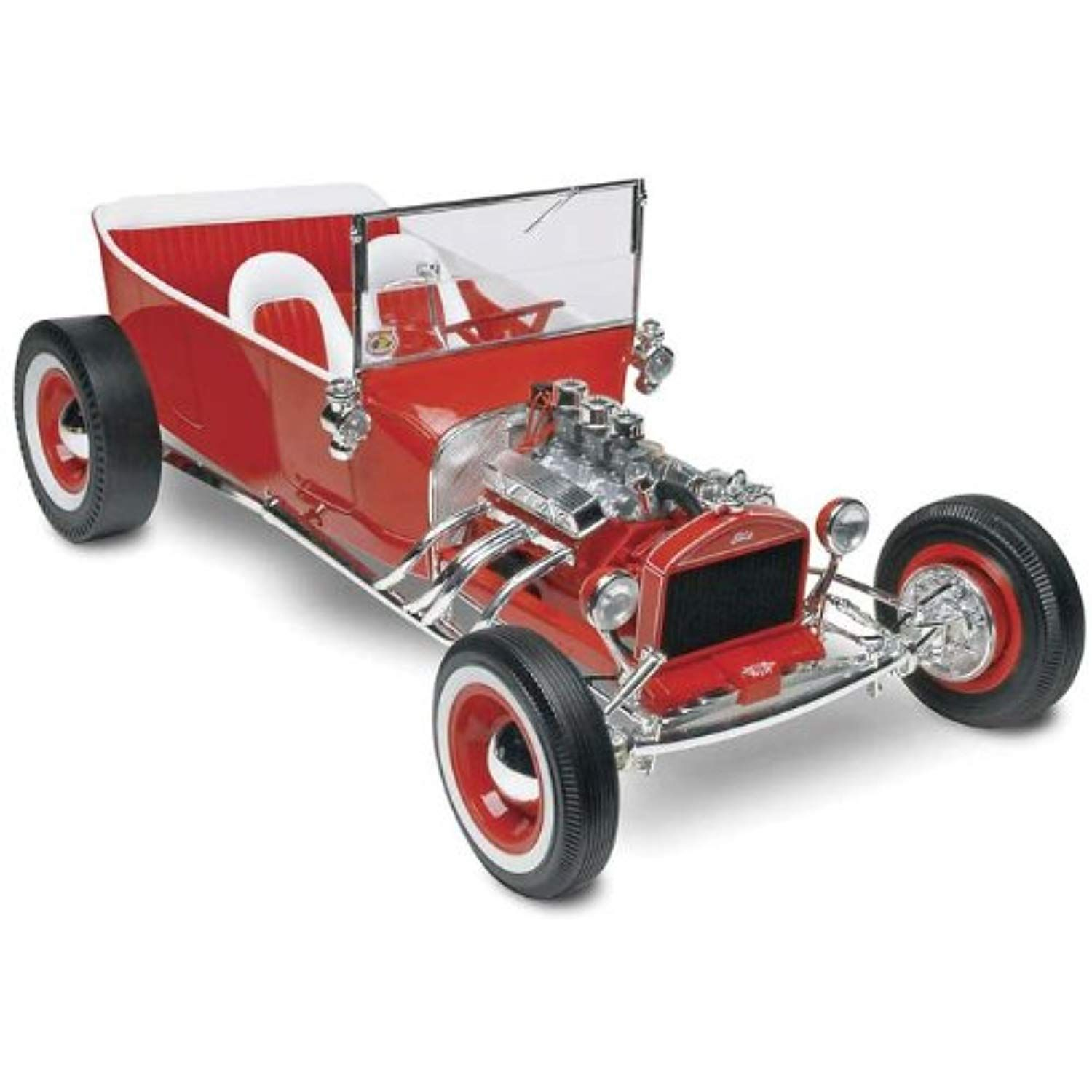Revell Ford Model T Big Tub 2 In 1 Large Scale Plastic Kit
