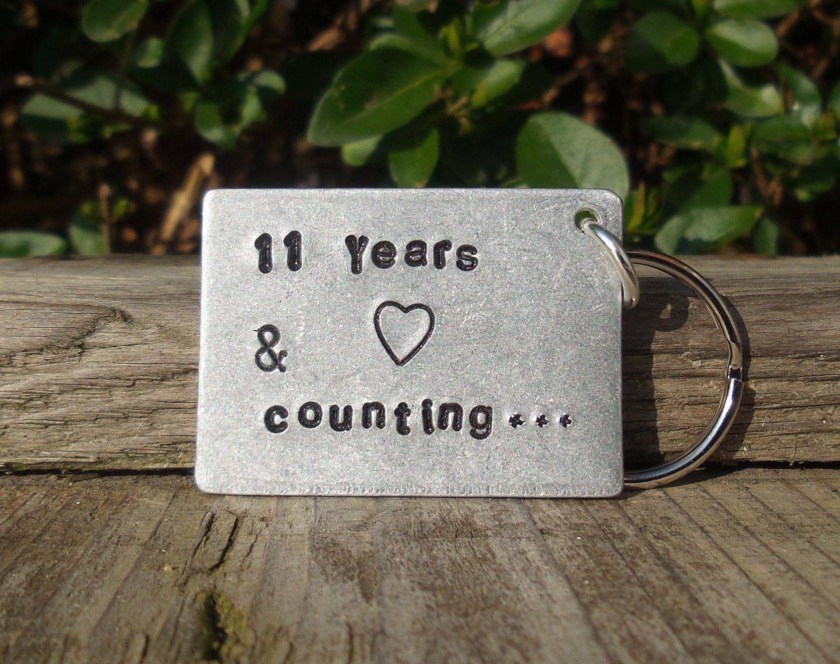 11 year anniversary gift uk