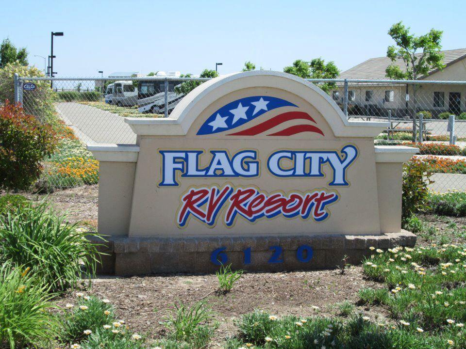 Flag City RV Resort provides RV travelers with a premier ...
