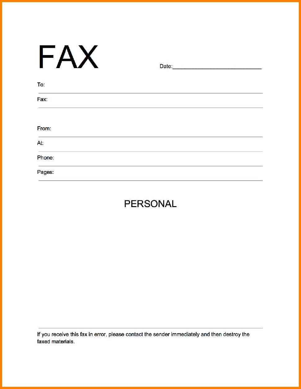 It is a graphic of Refreshing Fax Cover Sheet for Resume
