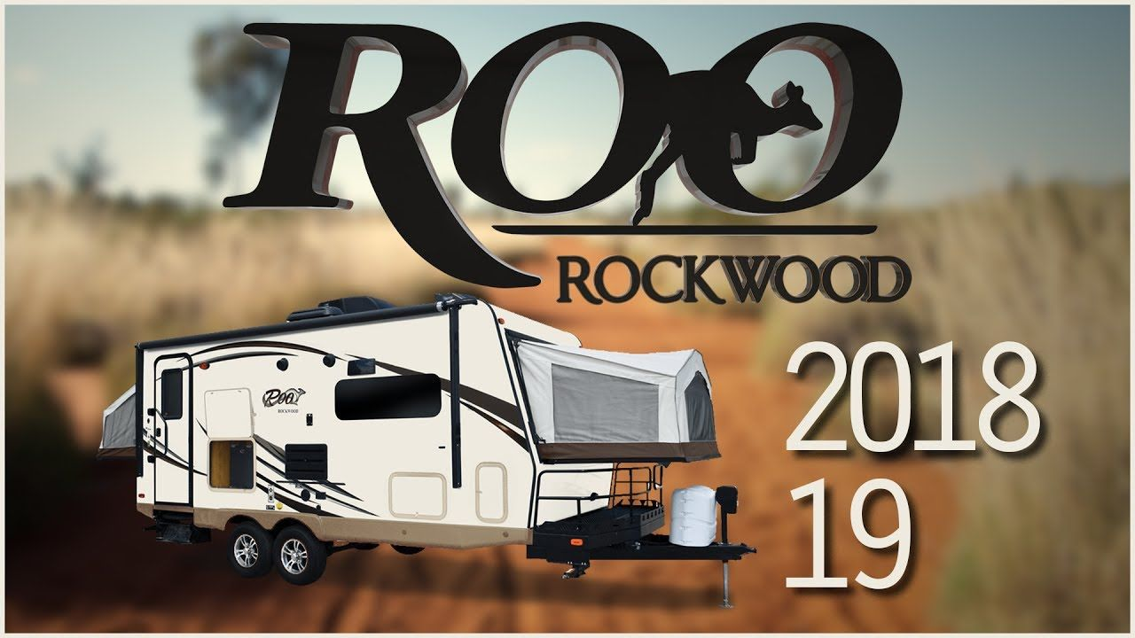Pin By Terrytown Rv Superstore On Videos Rockwood Roo
