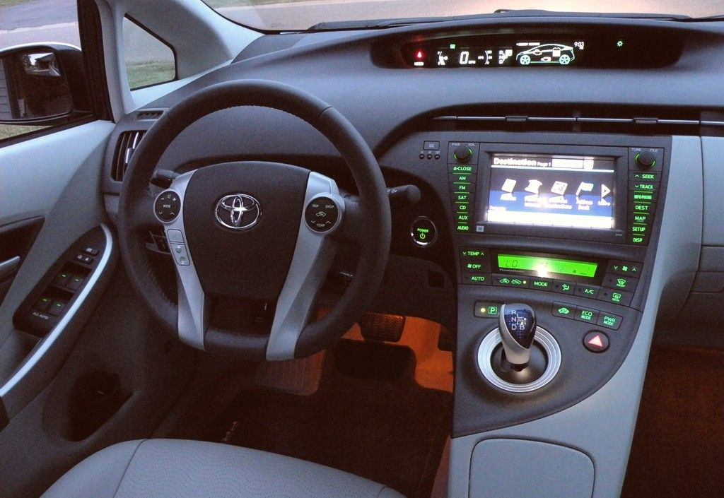 How Do I Reset The Radio In My 2010 Toyota Prius Prius 2010