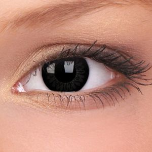 Dolly Black Big Eyes Contact Lenses (Pair) $21.68